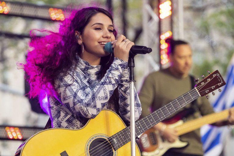 La cantante canadienseAlessia Cara estáentre los primeros artistas confirmados para actuar en la 20ma entrega de los Latin Grammy