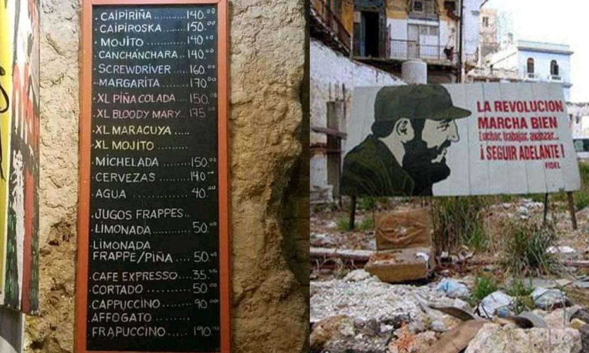 El capitalismo marciano en la Cuba comunista
