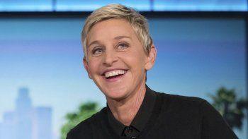 En esta foto de archivo del 13 de octubre de 2016, Ellen DeGeneres aparece durante un corte comercial en una grabación de The Ellen Show en Burbank, California.