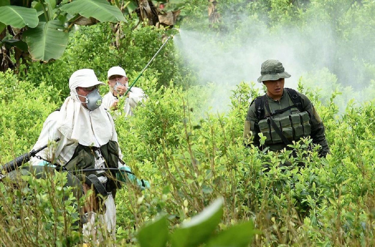 Colombia y EEUU acuerdan una nueva estrategia antidroga