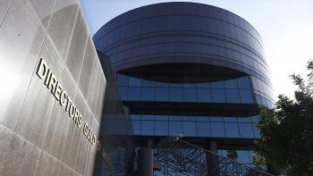 La sede del Sindicato de Directores de Estados Unidos (DGA, por sus siglas en inglés), en Los Angeles, en una foto del 16 de abril del 2020. El Sindicato ha fijado reglas a seguir en tiempos de pandemia.