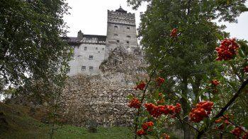 En esta foto del 8 de octubre de 2011, el Castillo de Bran, más conocido como el Castillo de Drácula, un día lluvioso en en Bran, en la región central de Transilvania en Rumania.