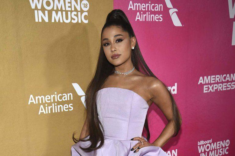 Ariana Grande es la nueva presidenta de Estados Unidos en