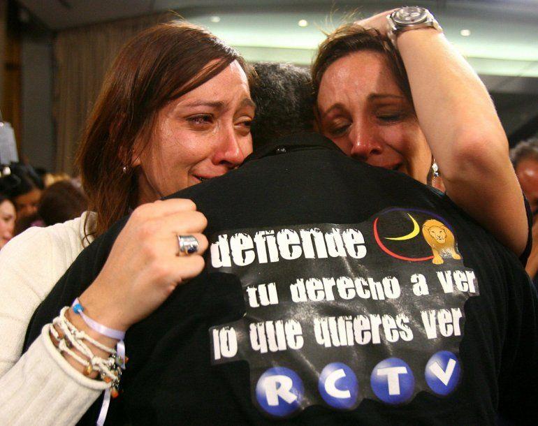 RCTV: Hace 13 años, Hugo Chávez ordenó cierre del canal