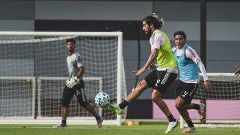 Rodolfo Pizarro costó 12 millones de dólares al Inter Miami, y el crack mexicano afirma que lo emociona el debut de su equipo en casa el próximo 22 de agosto.