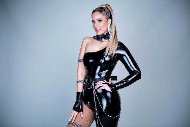 La modelo y presentadora boricua Aleyda Ortiz conforma el elenco de Mira Quien Baila All Stars
