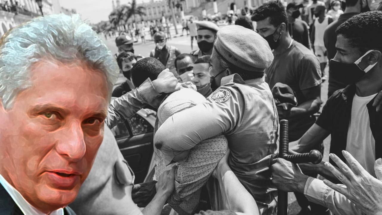 Regimen comunista cubano busca razones a su sinrazón
