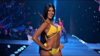 Gutiérrez fue electa segunda finalista en el evento internacional y la última chica seleccionada para representar a Venezuela en el certamen más importante del mundo, bajo la gestión de Osmel Sousa.