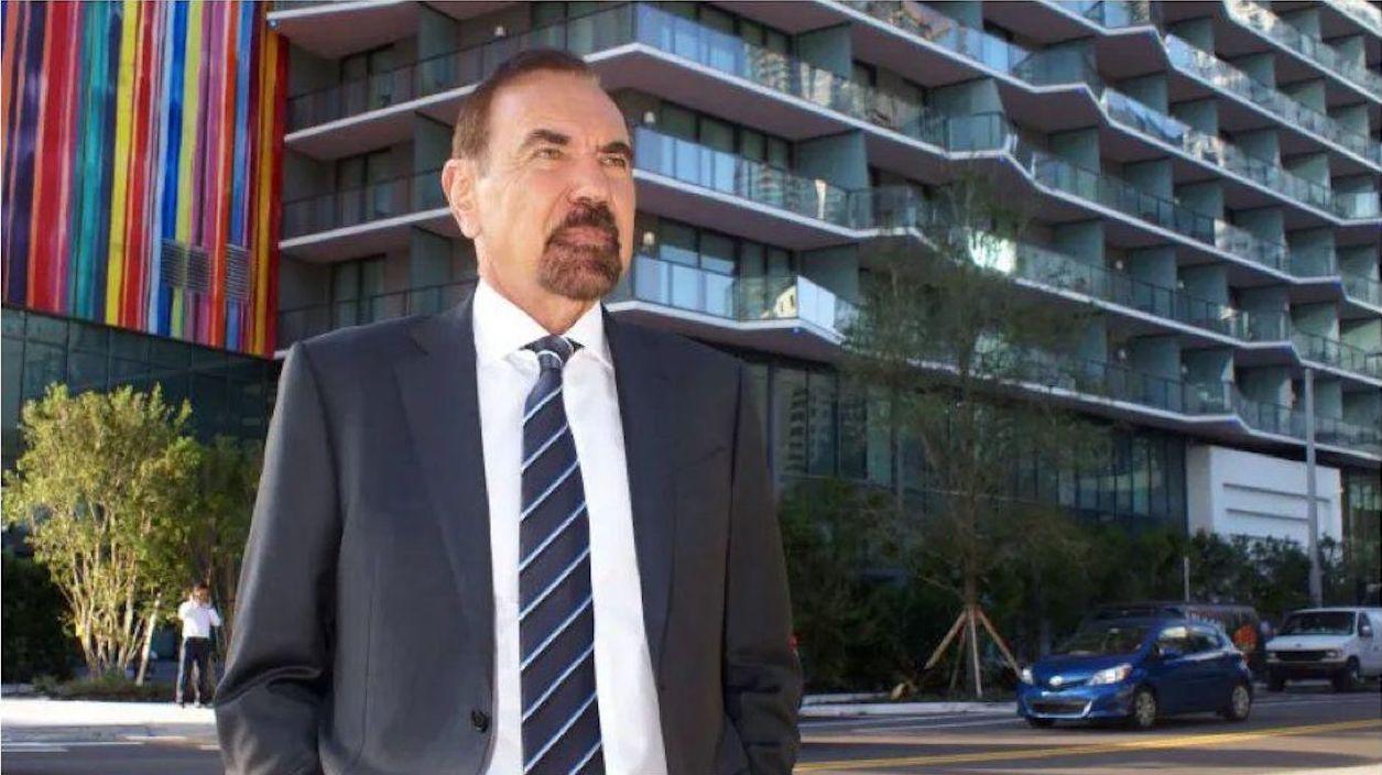 Jorge Pérez es urbanizador y filántropo.