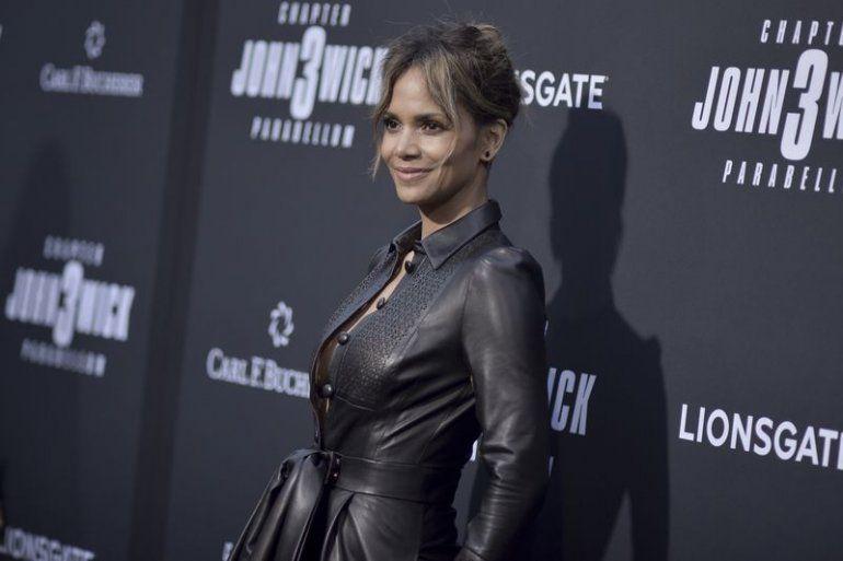 Halle Berry asiste a una proyección especial de John Wick: Capítulo 3 - Parabellum en el TCL Chinese Theatre el miércoles 15 de mayo de 2019 en Los Ángeles.