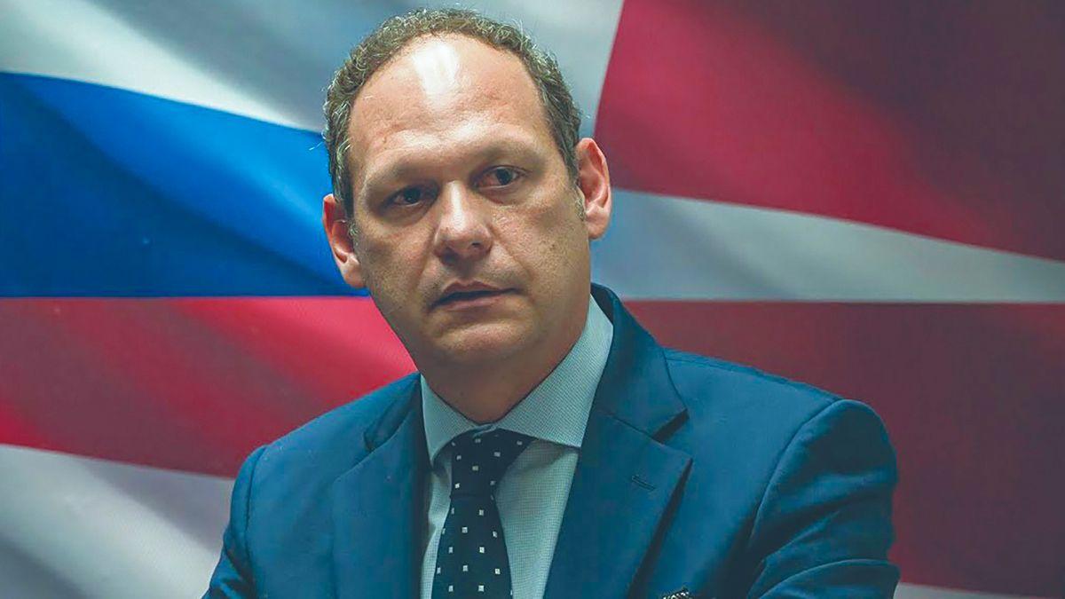 El magistrado venezolano Miguel Ángel Martín