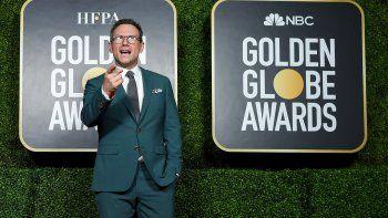 Christian Slater asiste a la 78a Entrega Anual de los Golden Globe® Awards en The Rainbow Room el 28 de febrero de 2021 en la ciudad de Nueva York. Dimitrios Kambouris / Getty Images para la Asociación de Prensa Extranjera de Hollywood /