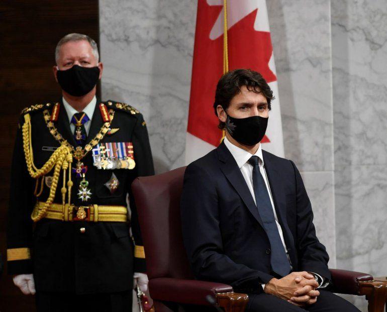 El jefe del Estado Mayor de Defensa de Canadá