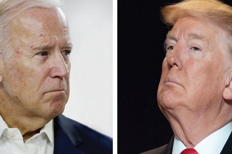 Joe Biden y Donald Trump están empatados en una encuesta de Florida Atlantic University. El vicepresidente es precandidato demócrata y les lleva una amplia ventaja a sus adversarios dentro del mismo partido. Pero aún no han empezado ni los debates ni las elecciones primarias.
