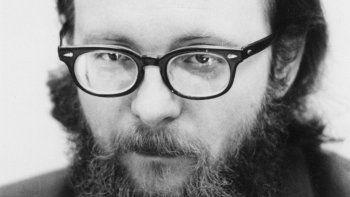 Charles Wuorinen, compositor estadounidense laureado con el Premio Pulitzer de Música y compositor de las óperas Brokeback Mountain y Haroun and the Sea of Stories, en una foto de 1970.