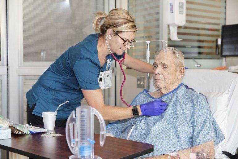 Medicare A se ocupa de la hospitalización