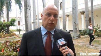 El diputado opositor Williams Dávila ofreció declaraciones a DIARIO LAS AMÉRICAS sobre el llamado del papa Francisco y la receptividad del tema en el Parlamento. (CAPTURA DE VIDEO)