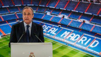 Florentino Pérez afrontará su sexto mandato al frente del club blanco. Presidió al Real Madrid desde 2000 a 2006, año en que dimitió, antes de regresar en 2009. En total, acumula 17 años como máximo mandatario del club