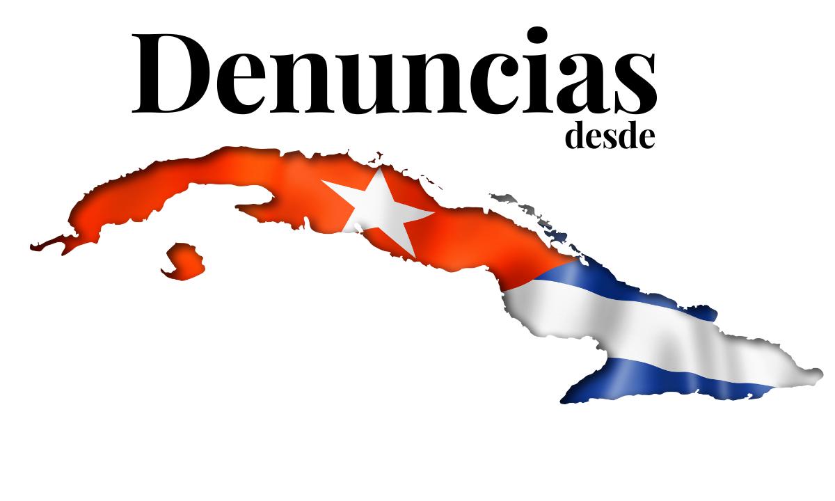 Continúa la represión en Cuba.