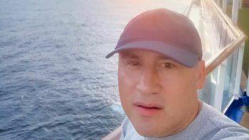 Gabriel Alzate es un ingeniero colombiano que el jueves, 9 de abril, se encontraba en el crucero Coral Princess, en el que murieron dos personas por el coronavirus.