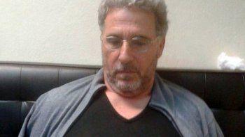 Fotografía de archivo del 3 de septiembre de 2017, difundida por la policía italiana, de un hombre identificado por la policía como el fugitivo Rocco Morabito, después de ser arrestado en un hotel en Montevideo, Uruguay. Morabito escapó de una prisión uruguaya dos años después.