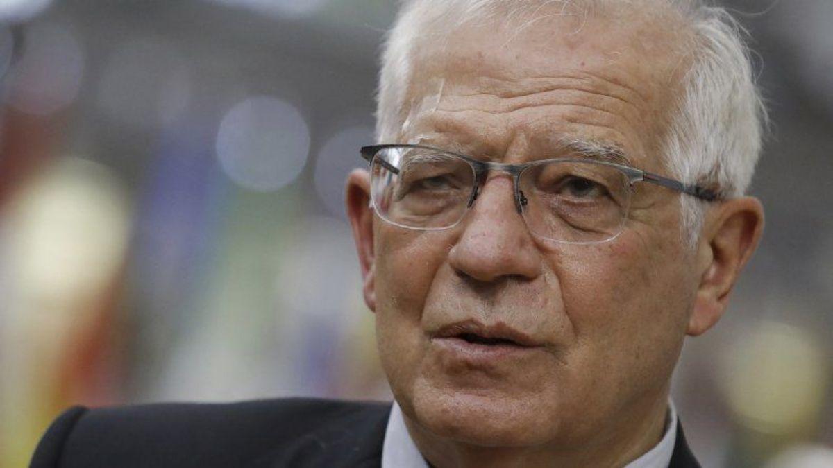 El Alto Representante de la UE para Política Exterior de la Unión Europea (UE), Josep Borrell.