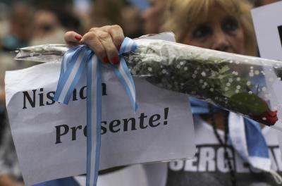 Nismandenunció el pasado 14 de enero a Fernández de Kirchnerpor un supuesto acuerdo geopolítico con Irán y a los cuatro días apareció muerto