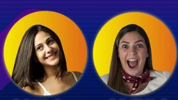 Las comediantes abordan el feminismo, la nueva adultez, relaciones amorosas y la infancia enVenezuelay algunas cosas en común, como haber estudiado Comunicación Social en la misma universidad y ser hoy en díainmigrantes.