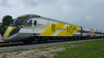 La velocidad estimada del moderno tren entre West Palm Beach y Fort Lauderdale será 79 mph, mientras que el tramo entre West Palm Beach y Orlando alcanzará entre 110 y 125 mph.