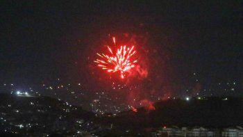 Los talibanes celebraban la noche del lunes después de que el último avión estadounidense despegara del aeropuerto de Kabul a principios del 31 de agosto de 2021.