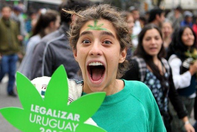 El 10 de diciembre de 2013 fue aprobada en Uruguay la Ley No. 19.172