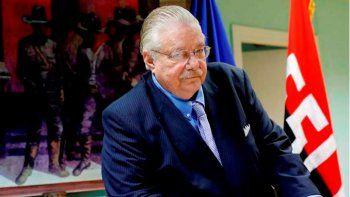 Paul Oquist, asesor principal de Daniel Ortega y encargado de la fallida construcción del canal interoceánico de Nicaragua, falleció por causas no publicadas por el régimen.
