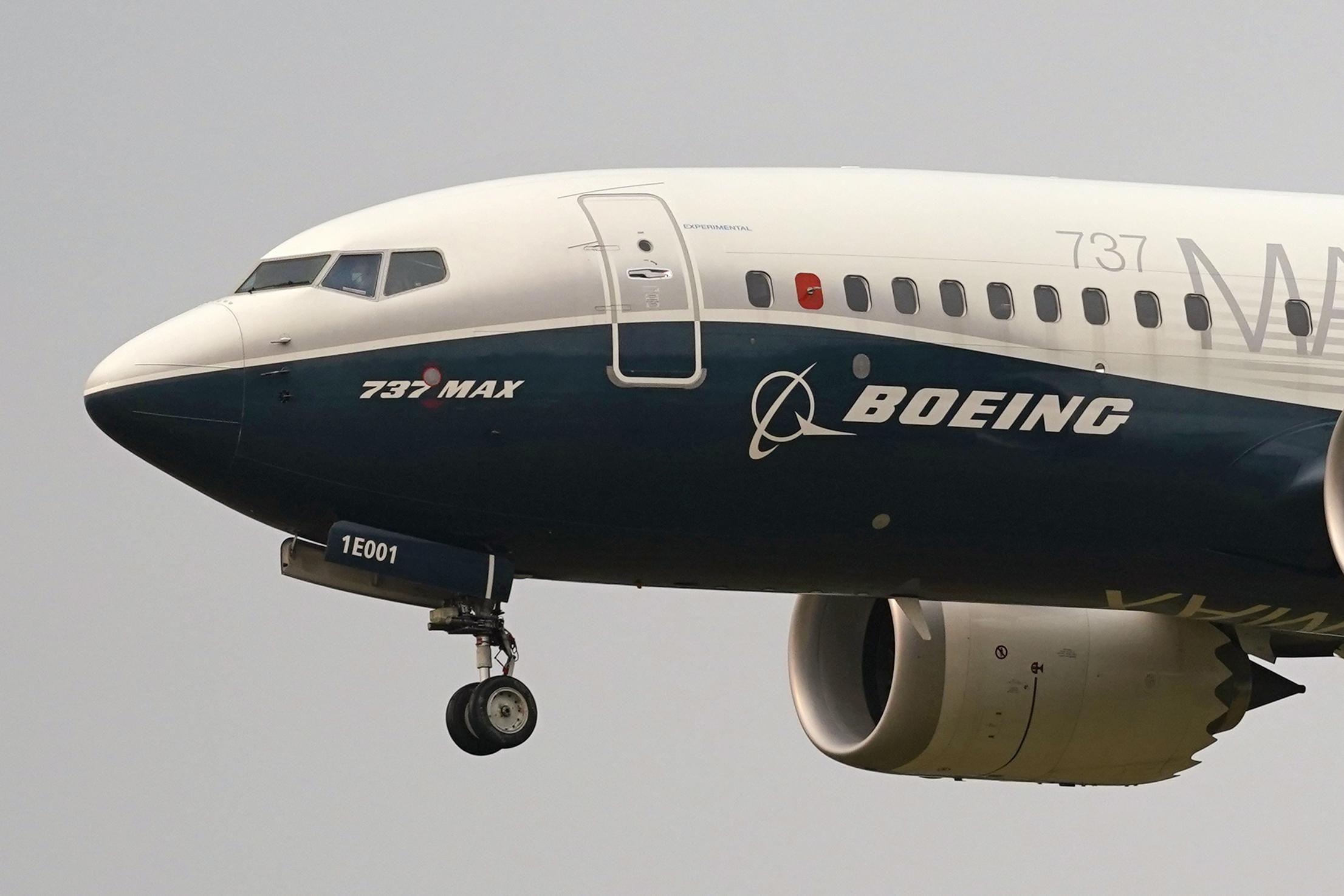 Boeing espera que la aviación se recupere plenamente en 2024