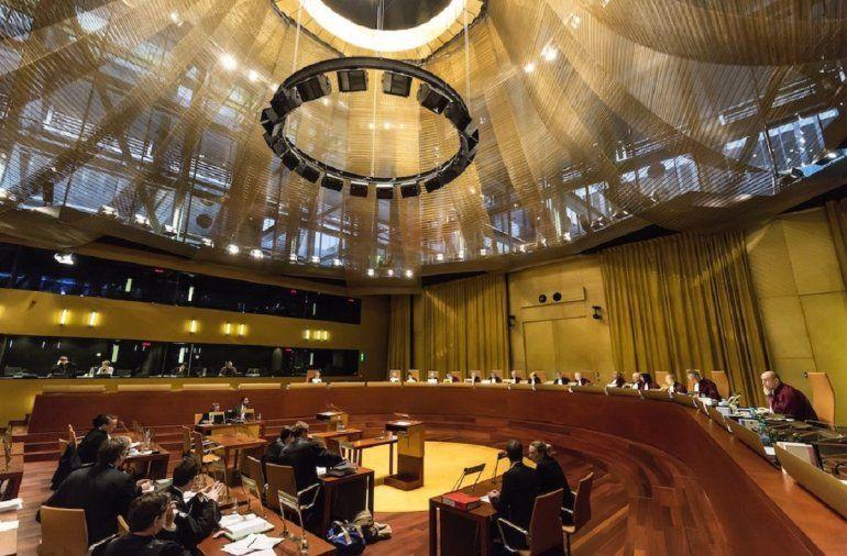 Vista ante el Tribunal de Justicia de la Unión Europea. El TUE avisa al Constitucional alemán de que es el único competente para decidir sobre los actos del BCE.