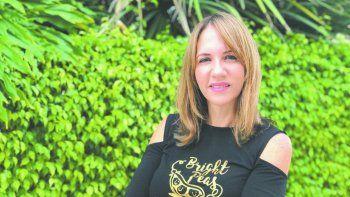 Milena Figueroa, gerente general de Bright Peas, defiende una marca familiar orientada a aquellas personas que quieren transmitir un mensaje personalizado o llevar a cabo una campaña gráfica.