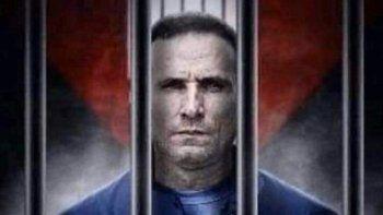 Imagen deJoséDaniel Ferrer, líder de la UNPACU, preso político del régimen cubano desde el pasado 1 de octubre de 2019, publicada por su hermana Ana Belkis Ferrer en su cuenta de Twitter.