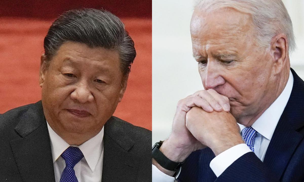 China amenaza a EEUU y pide a Biden no meterse en asuntos internos