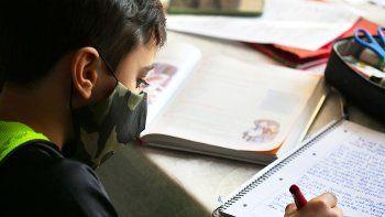 Un millón de niños y adolescentes abandonaron las aulas este año en Honduras por la suspensión de las clases y el confinamiento aplicados para tratar de contener la pandemia de covid-19