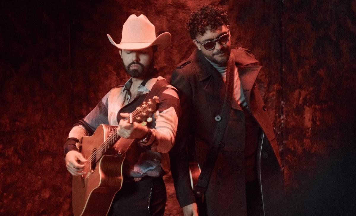 El cantante colombiano Andrés Cepeda presentó Si todo se acaba, que grabó con Joss Favela, el segundo lanzamiento de su decimocuarto trabajo musical