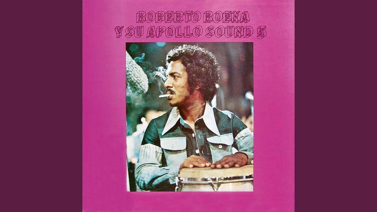 Captura de pantalla de disco de Roberto Roena.