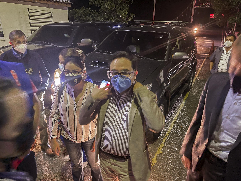 Exfiscal de Guatemala destaca peso de sanciones de EEUU en lucha anticorrupción