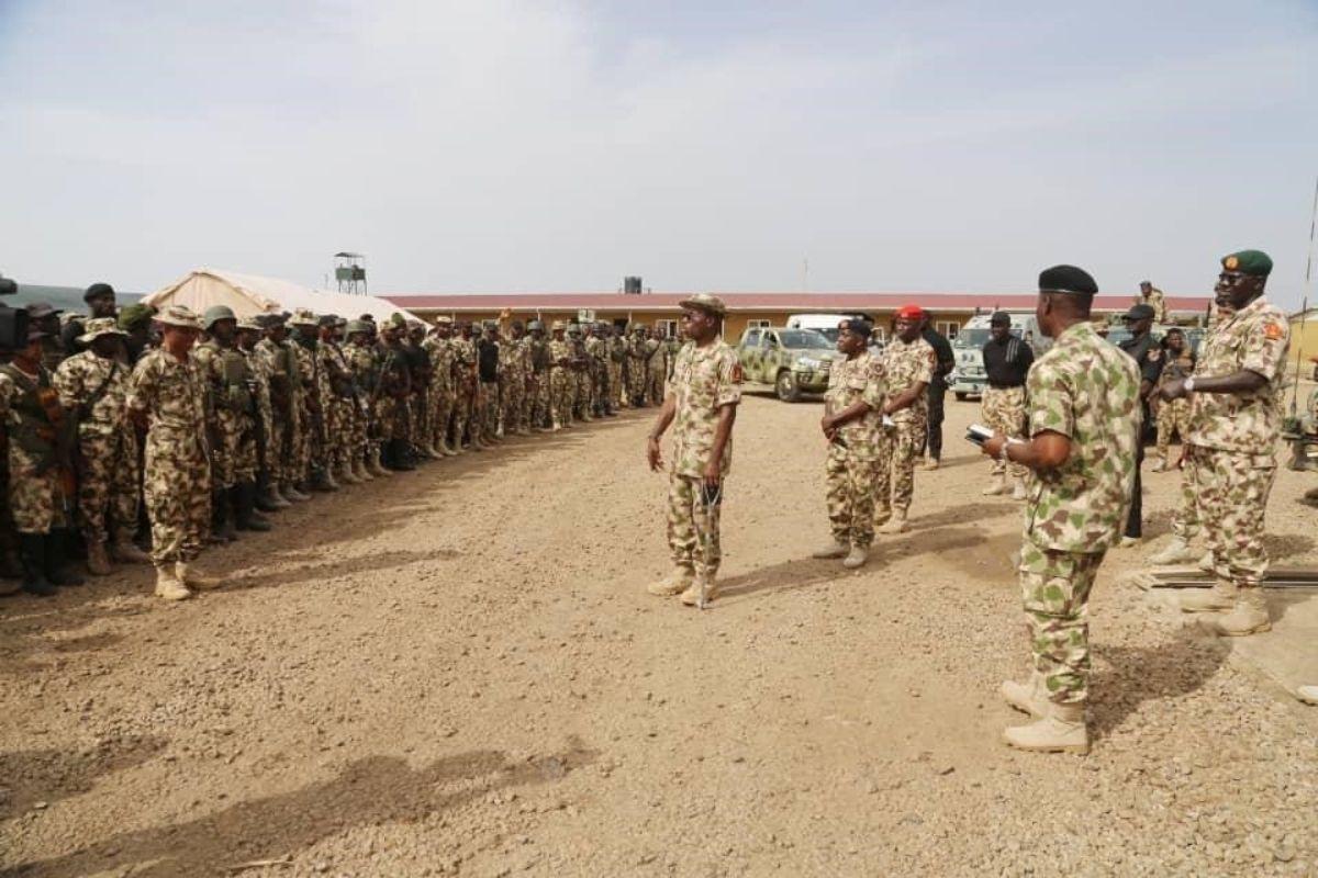 El Ejército nigeriano asegura que ha matado a más de 100 milicianos yihadistas en el norte del país