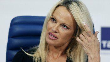 Pelicula porno de pamela anderson Ultimas Noticias Sobre Pamela Anderson