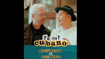 Yo soy cubano es la nueva propuesta musical del presentador y humorista Alexis Valdés junto a uno de los creadores del sonido de Miami, el multi-premiado cantante, Willy Chirino.