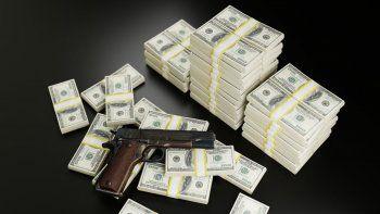 Las autoridades de Colombia incautaron el equivalente en efectivo a 2,3 millones de dólares pertenecientes a narcos vinculados a disidentes de las FARC q