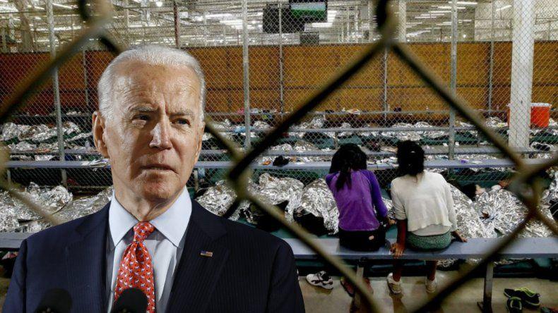 Biden: Crisis en la frontera y presión republicana