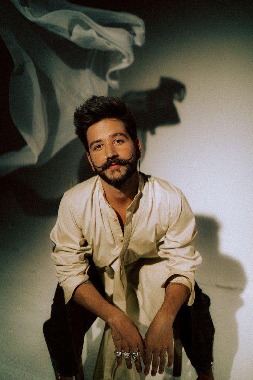 El cantautor colombiano Camilo.