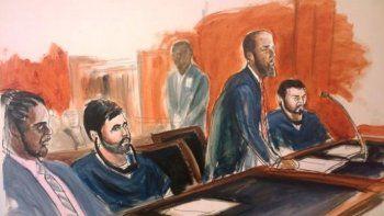 Tras ser declarados culpables el 18 de noviembre de 2016, los narcosobrinos Flores han sido sentenciados a 18 años de prisión sin derecho a libertad condicional.