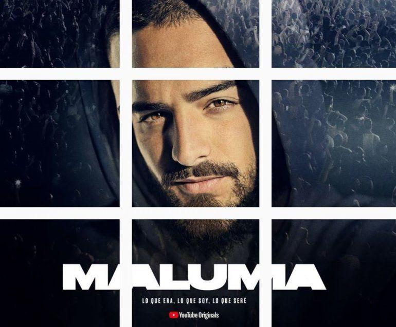 """Maluma expone su lado más romántico en una nueva balada que dice que le salió del corazón y que espera que lleve a otros a repartir""""mucho amor."""