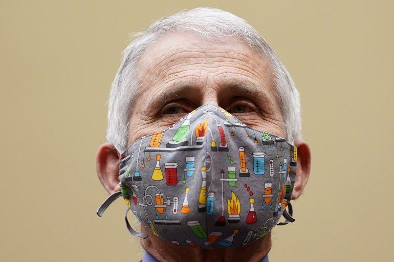 El doctor Anthony Fauci